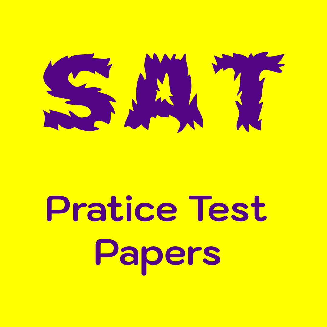 Free SAT Practice test papers - Diagnostic test