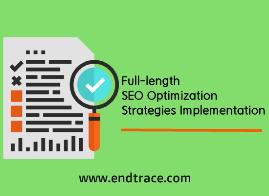 SEO Optimization Strategies Implementation